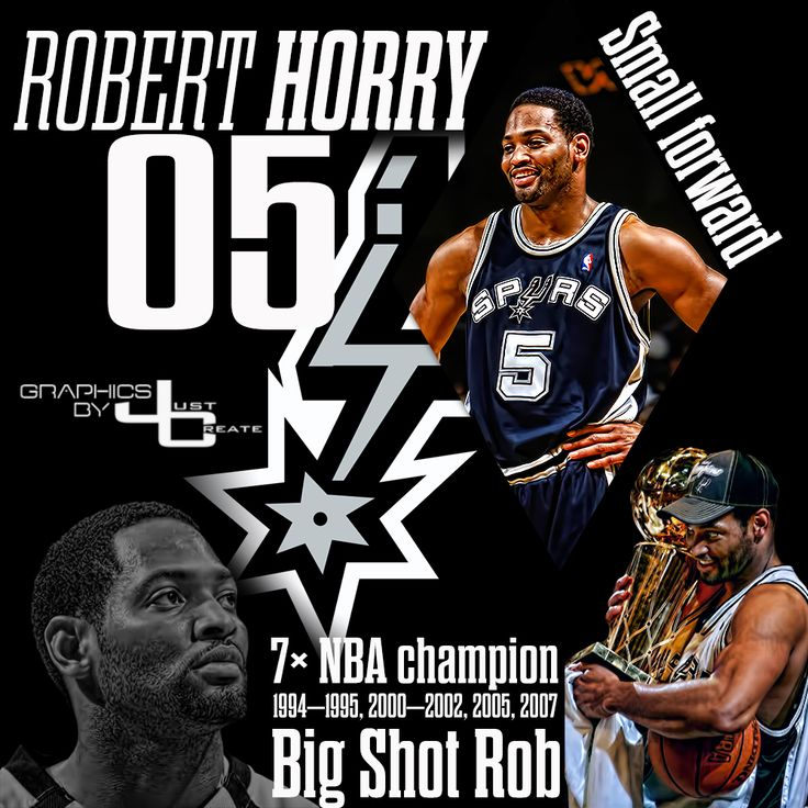 Robert Horry Has How Many Championship Rings