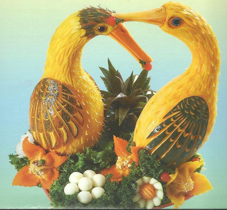 28 Best Artes Con Frutas Y Verduras Images On Pinterest