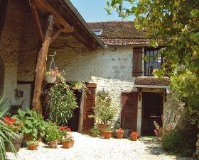 Casa de #vacaciones Chez Milou en Tanlay, Borgoña. 4 personas, 3 piezas, 2 dormitorios.  #france