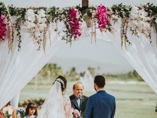 Pedro and Patricia's Wedding in Rio Grande, Puerto Rico
