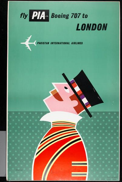Tom Eckersley  London