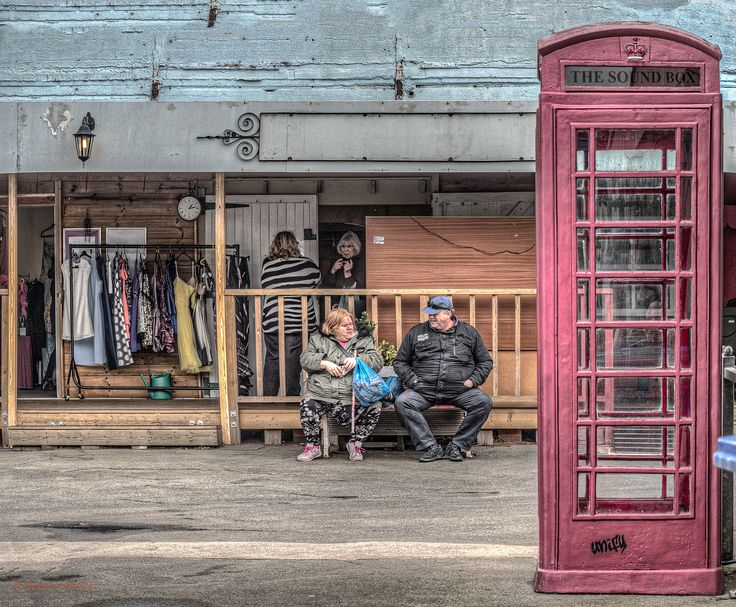 Sound Box - Felixstowe Market