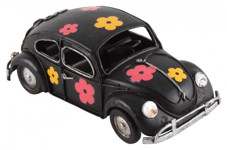 "Machetă retro ""Hippie Beetle"""
