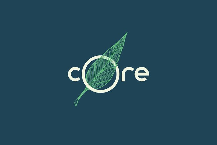 Core - Natural HealthBranding/Identity for a high end Natural health collective of Naturopaths, Herbalists, Acupuncturists, Osteopaths, Physiotherapists and other alternative Health Practitioners.Student Work.