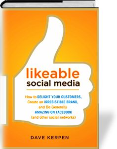 The Likeable Book   By Dave Kerpen