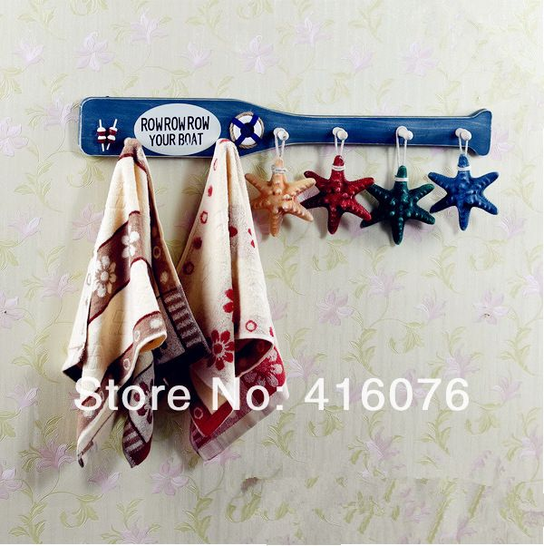 Cheap hanger handbag, Buy Quality home decor wall directly from China decorative wreath hangers Suppliers:Mediterranean OceanStyle Wall HangerSize: 68.3*9.2cmNew design, Hot Selling!Notice:MOQ $ 1