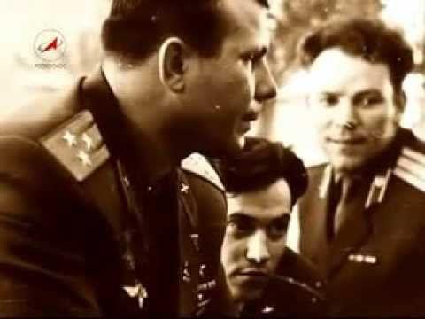 Ю  А  Гагарин о Храме Христа Спасителя