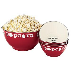 Popcorn Bowl from World Market