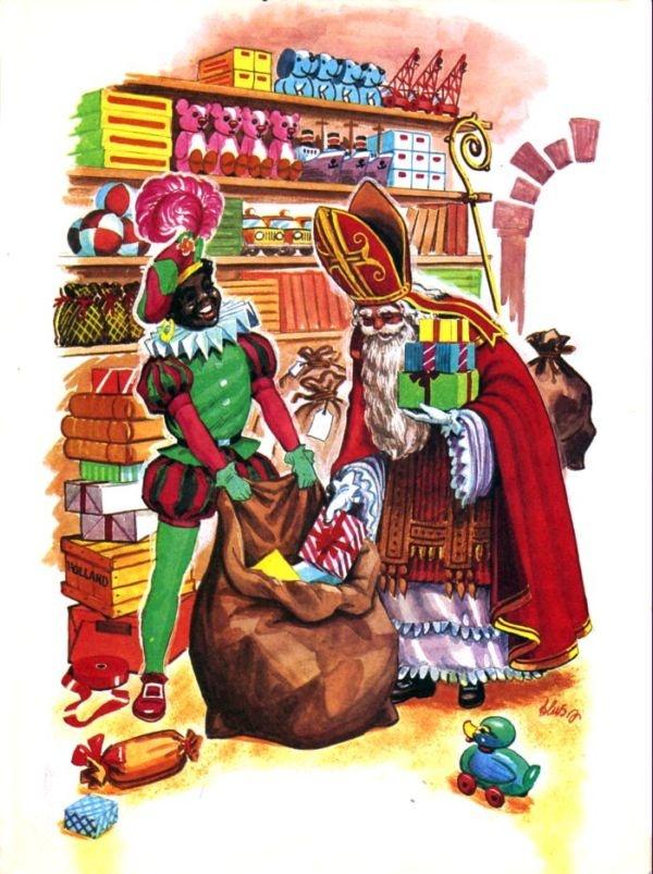 HET verzameloord: Sinterklaas