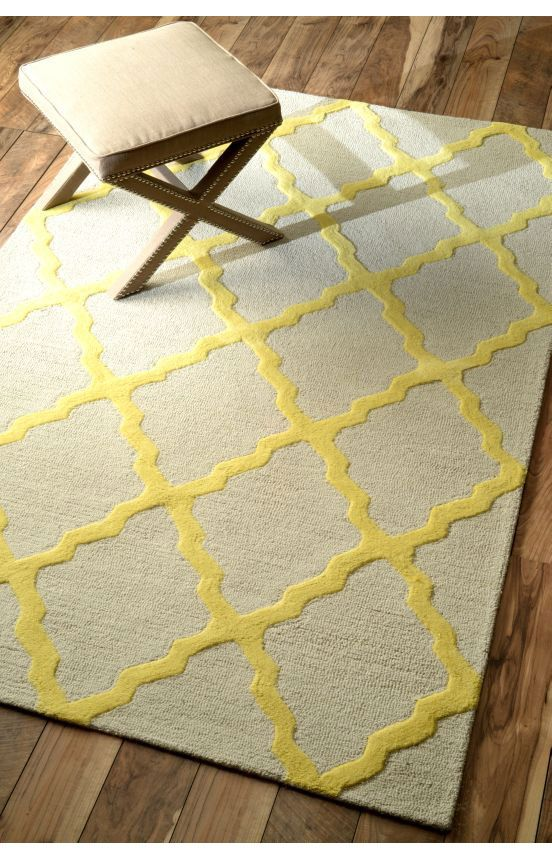 NuLOOM Hand Hooked Alexa Moroccan Trellis Wool Rug X   Overstock™ Shopping    Great Deals On Nuloom   Rugs