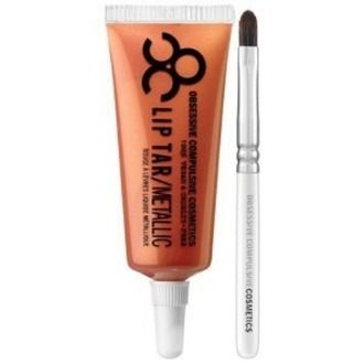 Obsessive Compulsive Cosmetics OCC Metallic Lip Tar, Authentic