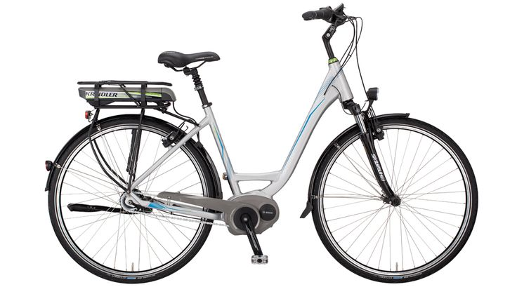 Vitality Eco 1 400Wh Shimano Nexus 7-speed / FH / HS11
