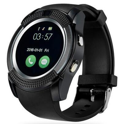 V8 Bluetooth smart uhr Unterstützung SIM Tf-karte kamera Mp3 Smartwatch Sport armbanduhr Tragbares Gerät für iphone android-handy //Price: $US $22.54 & FREE Shipping //     #meinesmartuhrende
