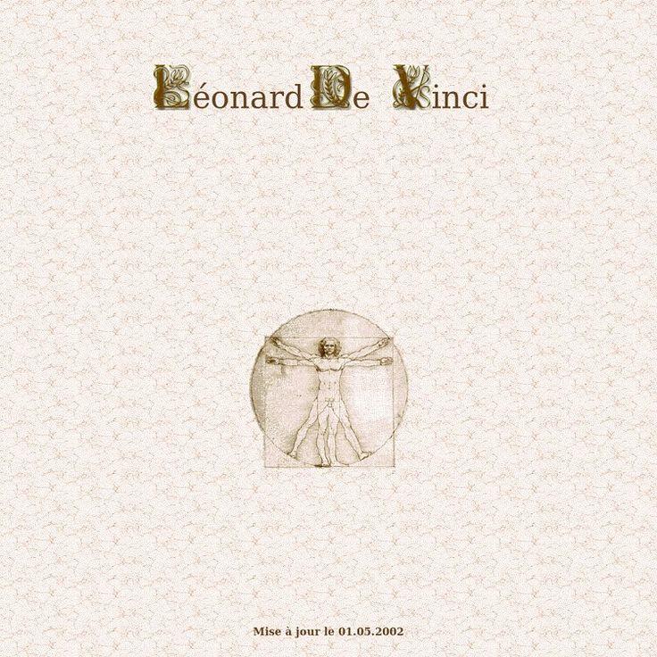 Léonard De Vinci: artiste et inventeur de la renaissance   Pearltrees