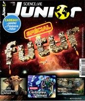 Science & Vie Junior, mai 2014