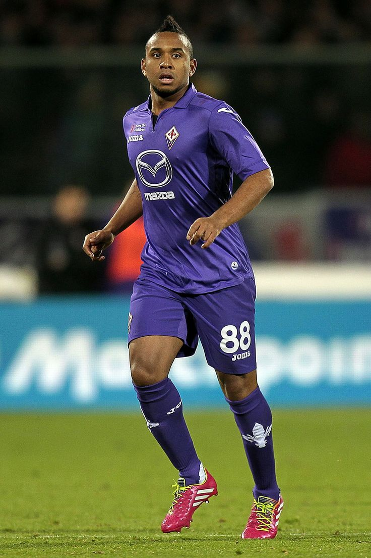 Anderson on loan to Fiorentina