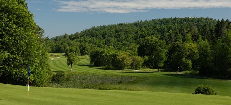 Mont Cascades Golf Club