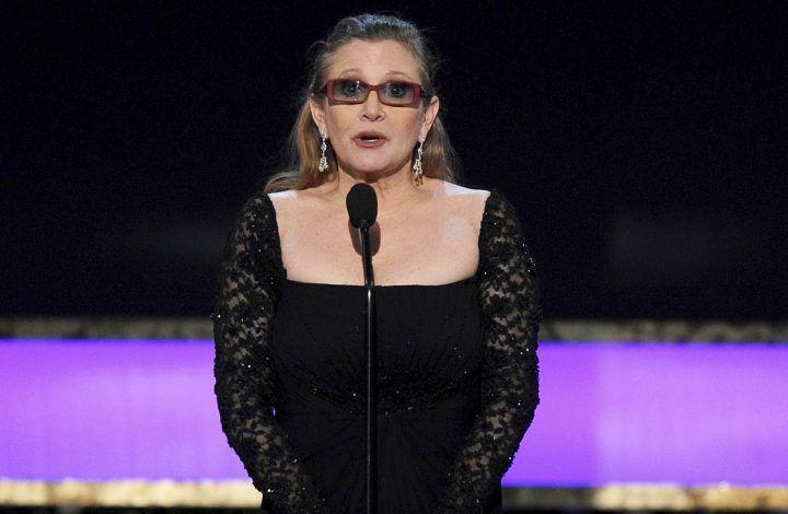 Esto ya es demasiado: Carrie Fisher la princesa Leia falleció hoy