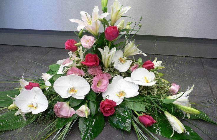 17 Best Ideas About Composition Florale Artificielle On Pinterest Arrangements Floraux