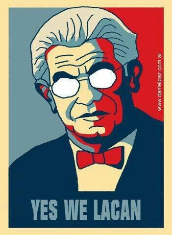 """""""yes we lacan"""""""