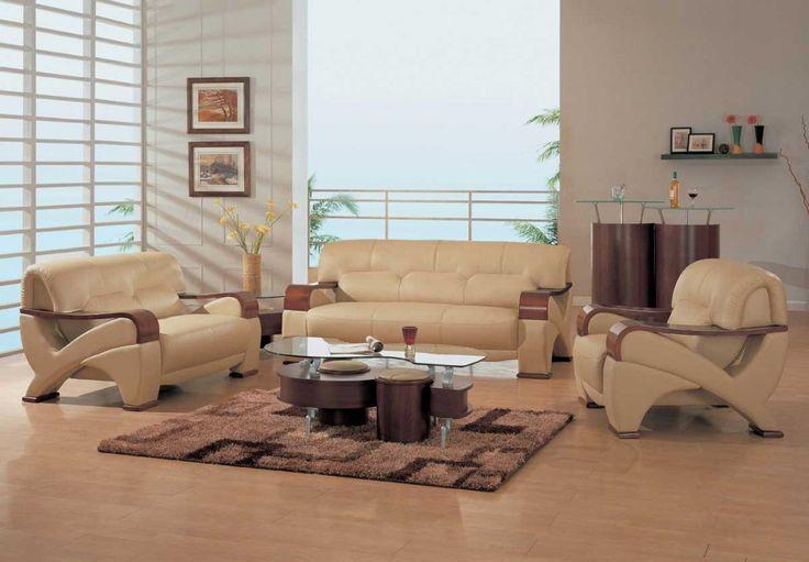 Sofa adding glitter with sofa wooden furniture sofa set design