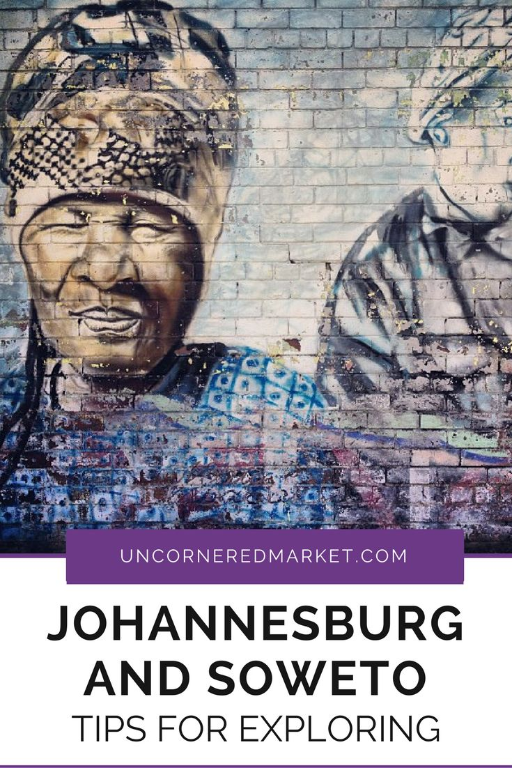 24 hours in Johannesburg and Soweto, South Africa. Visit the quirky neighborhood of Melville, take in the street art of Newtown, visit Nelson Mandela's old law office in the city center, reflect on history at the Apartheid Museum and take a bicycle tour in Soweto. 1-Day Itinerary. | Uncornered Market Travel Blog