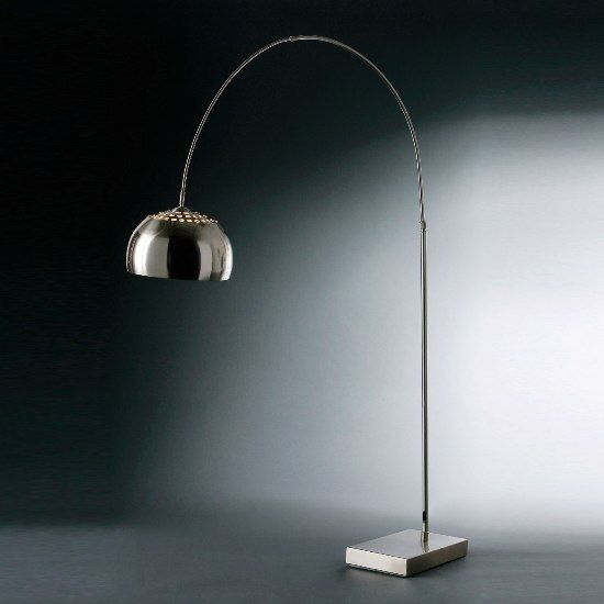 C Shaped Small Floor Lamp Amazing Pictures