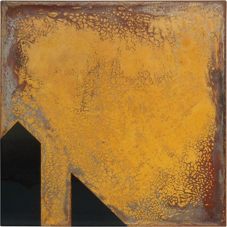 Rust Painting 33 by Amer. www.amer-art.com #oxidationart #artonmetal #amerrust