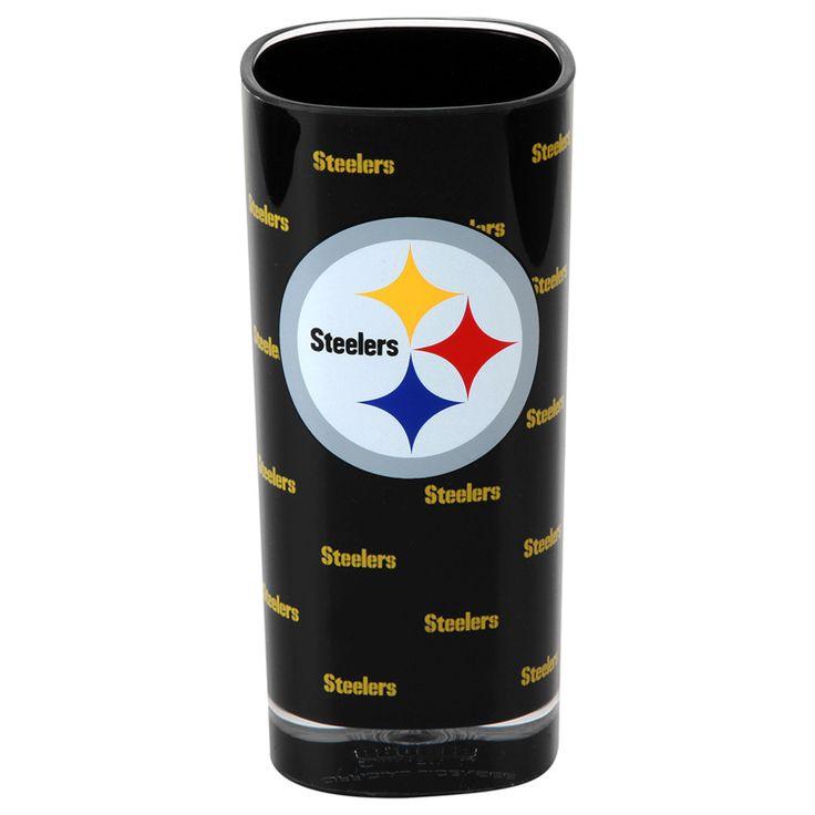 Vaso Cuadrado NFL Pittsburgh Steelers - Tienda NFL