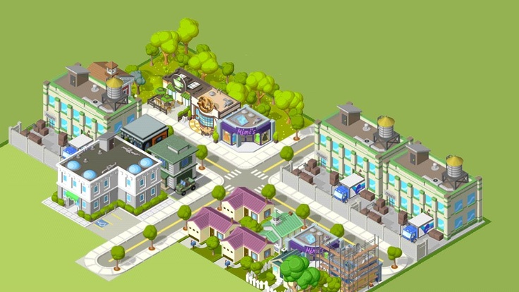 city story game