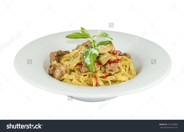 Pasta fettuccine alfredo with chicken on white background close up. Italian cuisine.alfredo, cheese, chicken, close, cooked, cooking, cream, creamy, cuisine, culinary, culture, delicious, dinner, dish, fettuccine, food, garnish, gourmet, green, health, healthy, herb, homemade, ingredient, italian, italy, lunch, macaroni, meal, meat, mediterranean, menu, natural, nutrition, organic, parmesan, parsley, pasta, plate, portion, restaurant, sauce, sliced, supper, taste, tasty, traditional, up…