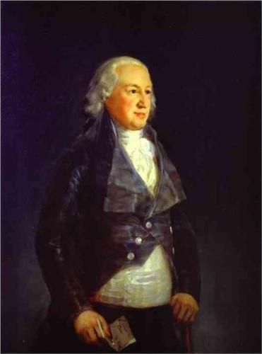 Don Pedro, Duke of Osuna - Francisco Goya