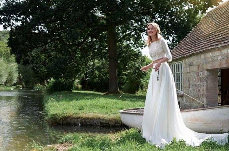 """La sofisticata città di Londra ripropone, dal 15 al 17 maggio, l'appuntamento più bianco dell'anno...la """"White Gallery"""" <3  Preparatevi per una vasta scelta di veli, tiare, accessori e acconciature dedicate alla sposa e al suo look!  Direttamente da Vogue Sposa  #LaMaisonBlanche #VogueSposa #wedding #bride #veil #style #London"""