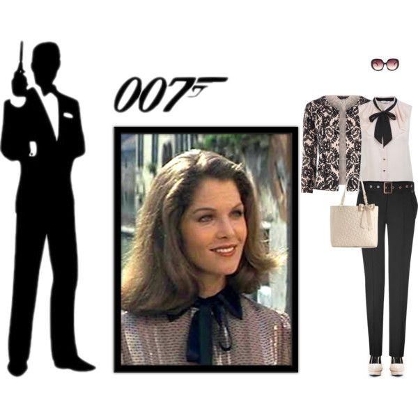 Bond Moonraker Character Inspired Fashion Bond Girls Bond