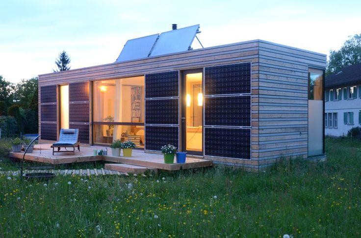 die besten 17 ideen zu wohnen im mikrohaus auf pinterest kleines zuhause kleine h user und. Black Bedroom Furniture Sets. Home Design Ideas