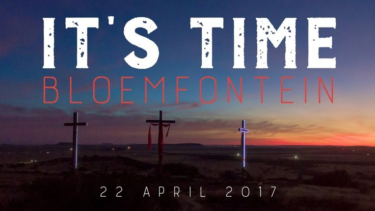 It's Time Bloemfontein - a Day to remember!!