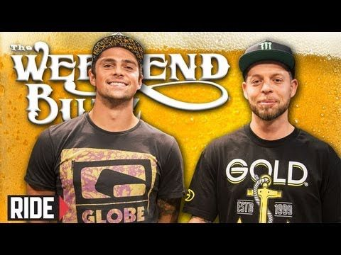 ▶ Pierre Luc Gagnon & Elliot Sloan: Mega Ramps, Jereme Rogers & Big Brother! Weekend Buzz ep. 76 pt. 1 - YouTube