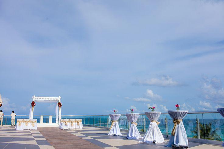 Azul Fives Sky Wedding Adventures Pinterest Sky And