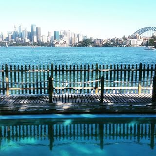 Maccallum Pool, Cremorne Point, Sydney | 18 Magical Places You Won't Believe Are Actually In Sydney
