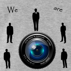 We are watching you - Männer Premium T-Shirt