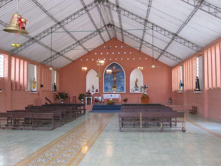 Iglesia Nuestra Señora del Cármen (La Palmita - Tolima - Colombia)