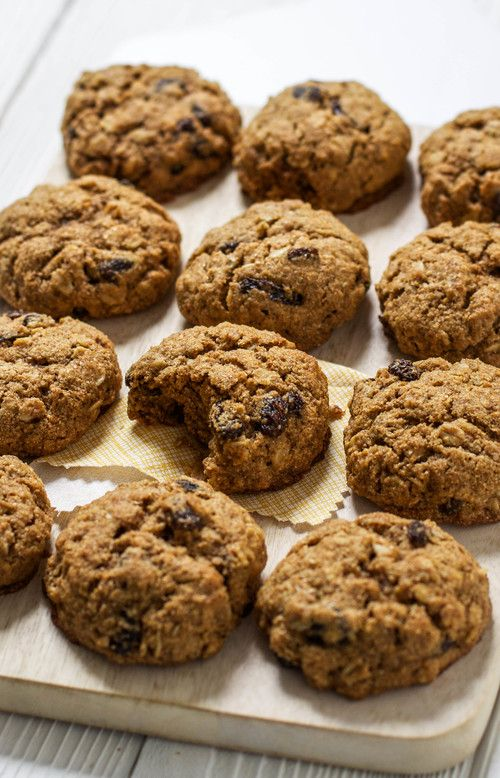 Pumpkin + Oatmeal Toddler Cookies — Baby FoodE | organic baby food recipes to inspire adventurous eating