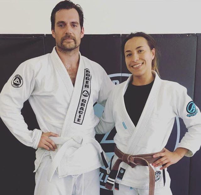 Henry Cavill News: Roger Gracie Academy Coach Shares Her Fab Pic With Henry