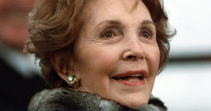Nancy Reagan, Former First Lady, Actress, Dies at 94 -- Actress and First Lady Nancy Reagan passed away in her Los Angeles home earlier today at age 94, from congestive heart failure. -- http://movieweb.com/nancy-reagan-dies-rip-first-lady-actress/