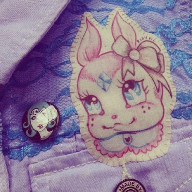 loving how styled the aura quartz bunny patch there are a few left
