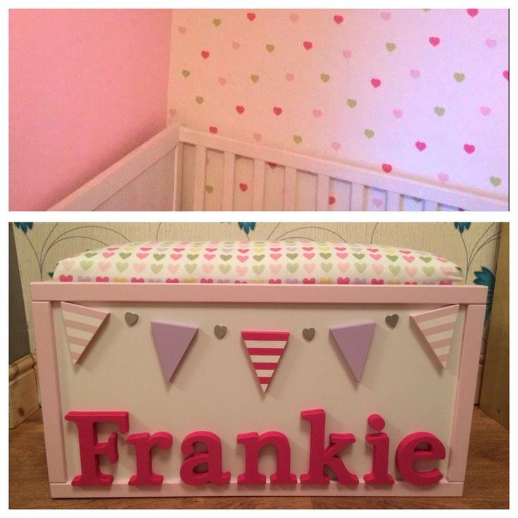 15 best kids personlised toy box images on pinterest toy boxes personalised toy boxes matched to decor 90 15 delivery available at negle Images