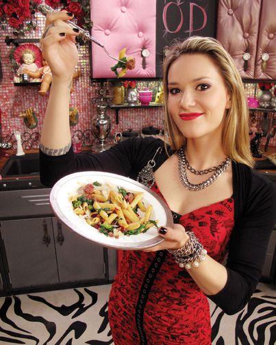 Celebrity Spotlight: Nadia Giosia – Host of Bitchin' Kitchen!
