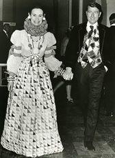 Mr. and Mrs. Wyatt Emory Cooper (Gloria Vanderbilt)