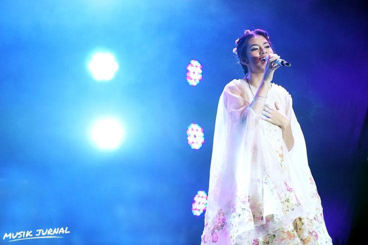 Anggunnya Raisa di Konser Ulang Tahun ke-30 Kahitna | Musik Jurnal