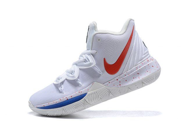 a662238dd5e2 Nike Kyrie 5  UConn Huskies  PE Men s Basketball Shoes Irving Sneakers